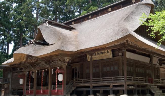 東北の伊勢 熊野大社参宮の旅